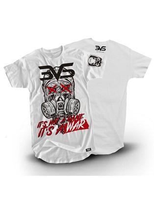 Camiseta Branca Game War
