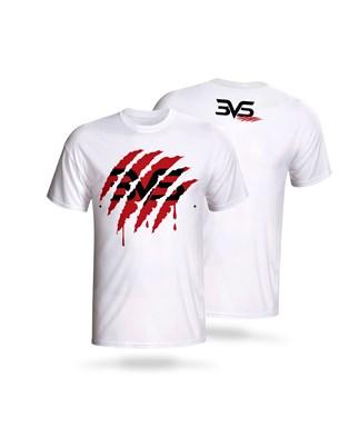 Camiseta GARRA 3VS - Branca