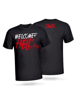 Camiseta Hell