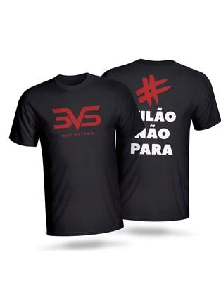 Camiseta Vilão Não Para 3VS
