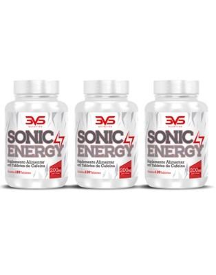 Combo 3X Sonic - 120 caps