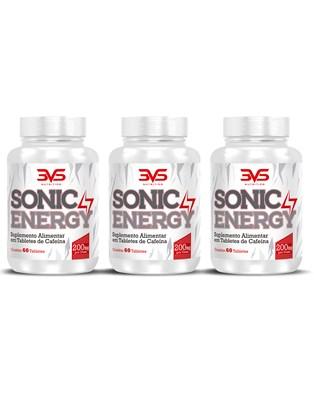 Combo 3X Sonic - 60 caps