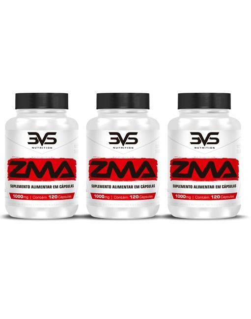 Combo 3x ZMA
