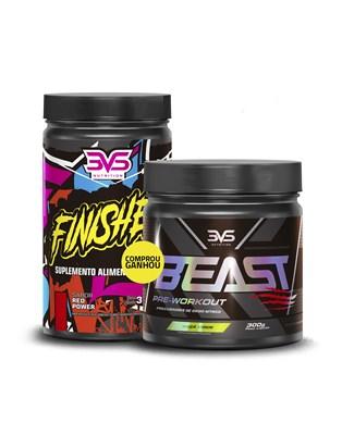 Combo IV - Finisher + Beast