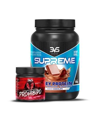 Combo Prohibido + Supreme