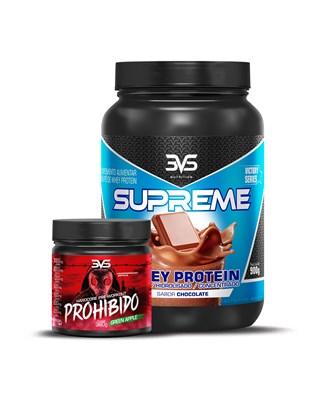 Combo Prohibido + Supreme II