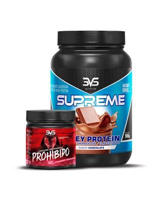 Combo Prohibido + Supreme III