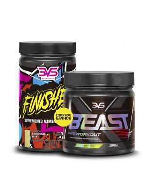 Combo V- Finisher + Beast