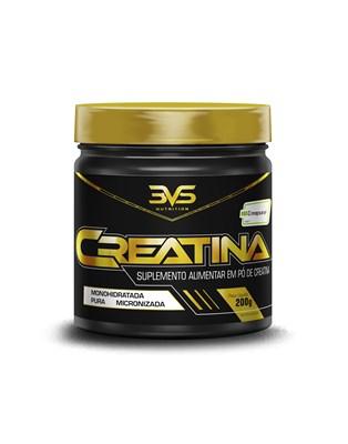 Creatina (Creapure®) 3VS - 200gr