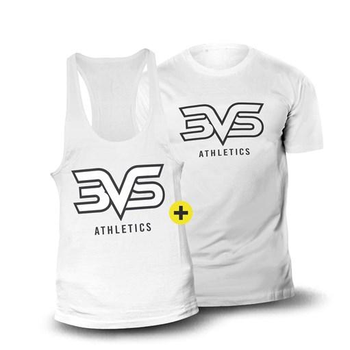 Kit Regata Basic Branca + Camiseta Basic Branca 3VS