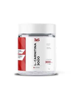 L-Carnitina 3000 + Cromo