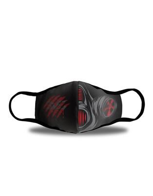 Mascara De Proteção Esportiva  Prohibido