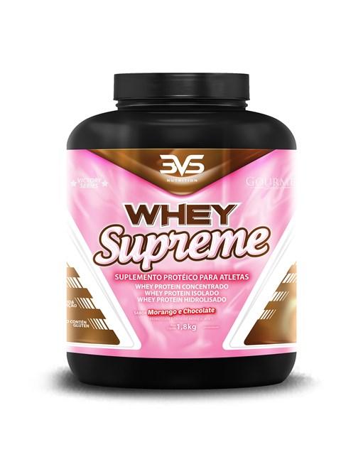 Whey Protein 3W Supreme 3VS 1.8kg