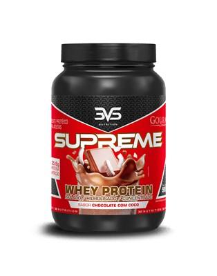 Whey Protein 3W Supreme 3VS 900gr
