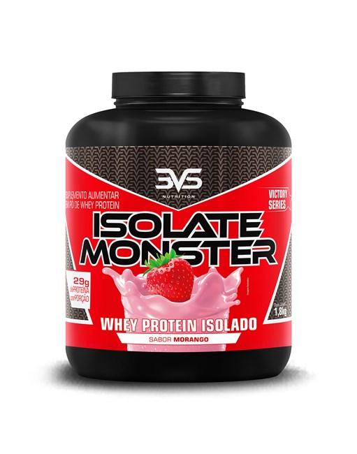Whey Protein Isolate Monster 3VS 1.8kg