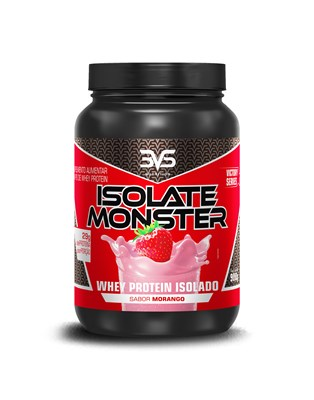 Whey Protein Isolate Monster 3VS 900gr