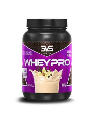 Whey Protein Pro 3VS 900gr